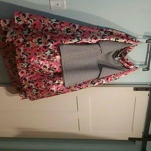 Kentucky Derby Skirt